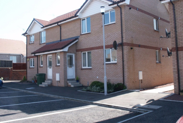 Thumbnail Flat to rent in Glenmuir Square, Ayr, South Ayrshire, 9Pt