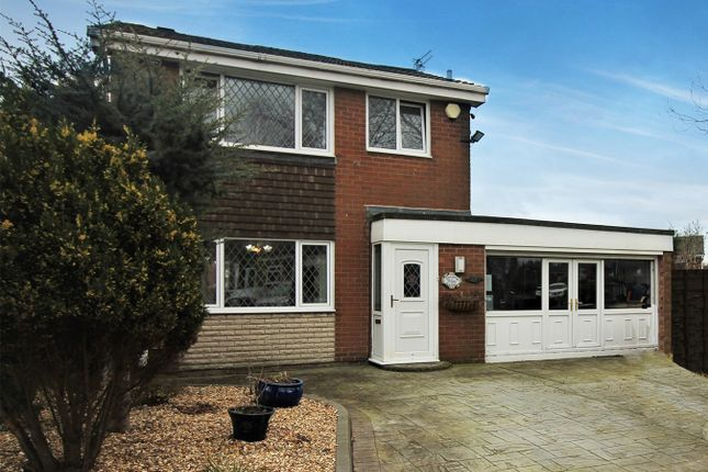 Thumbnail Detached house to rent in Ashcombe Drive, Bolton
