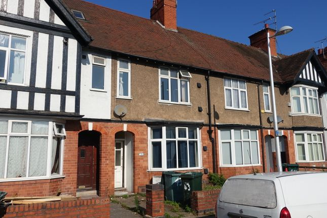 Thumbnail Terraced house for sale in 43 St. Patricks Road, City Centre, Coventry, West Midlands
