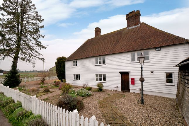 Thumbnail Detached house for sale in Upper Rodmersham, Rodmersham, Sittingbourne