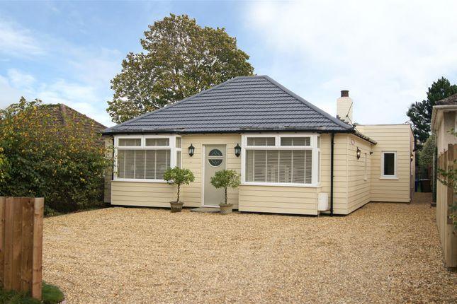 Thumbnail Detached bungalow for sale in Vinery Road, Bury St. Edmunds