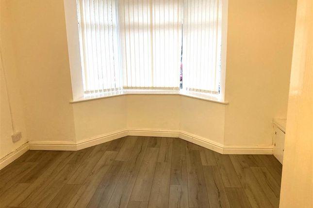 Living Room of Park Row Gardens, Merthyr Tydfil CF47