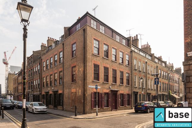 Thumbnail End terrace house for sale in Princelet Street, London