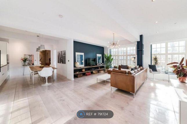 Thumbnail Flat to rent in Regent Lofts & Penthouses, London