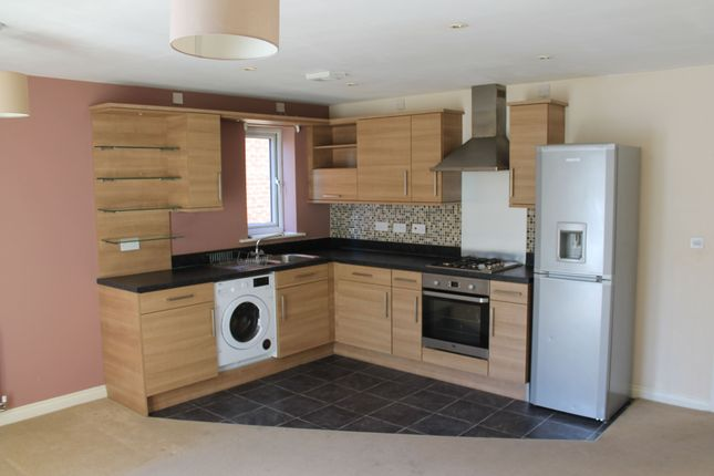 Thumbnail Flat to rent in Alnmouth Court, Newcastle Upon Tyne