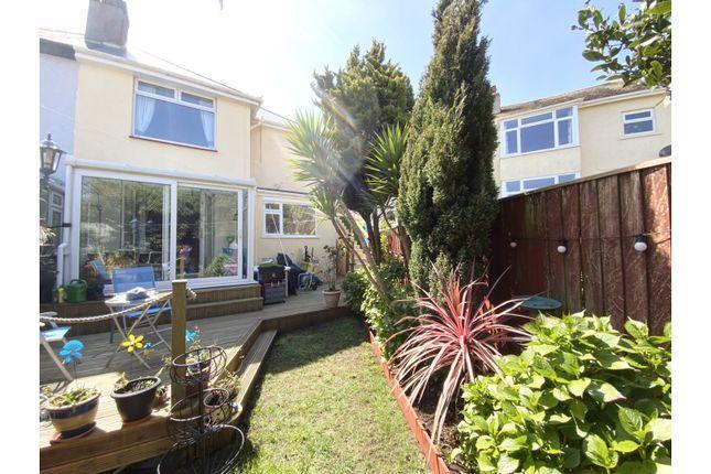 Thumbnail Semi-detached house for sale in Hilton Drive, Paignton