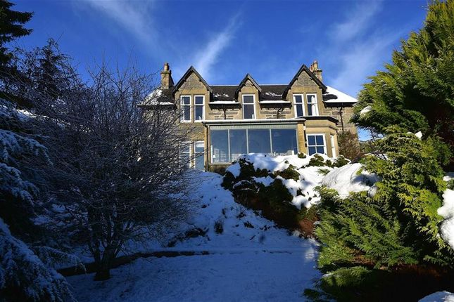 Thumbnail Detached house for sale in West Terrace, Kingussie