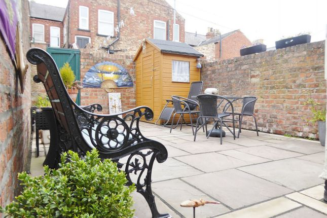 Thumbnail Terraced house for sale in Gladstone Street, Acomb, York