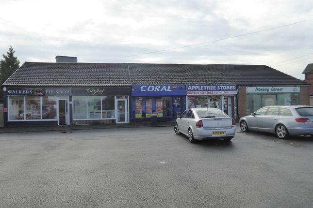 Thumbnail Retail premises for sale in Whitehall Road, Drighlington