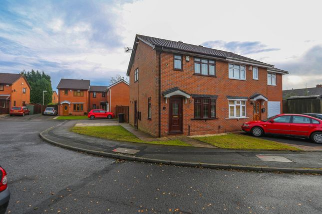 Thumbnail Semi-detached house to rent in Alderwood Rise, Dudley