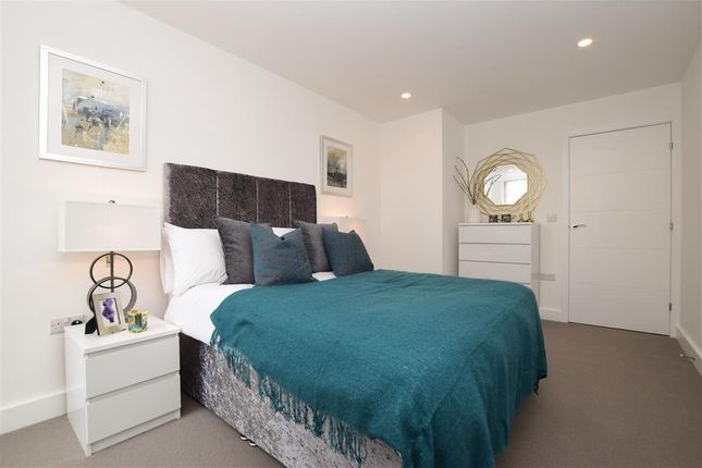 Thumbnail Flat for sale in Stafford Road, Mill House, Wallington, Surrey