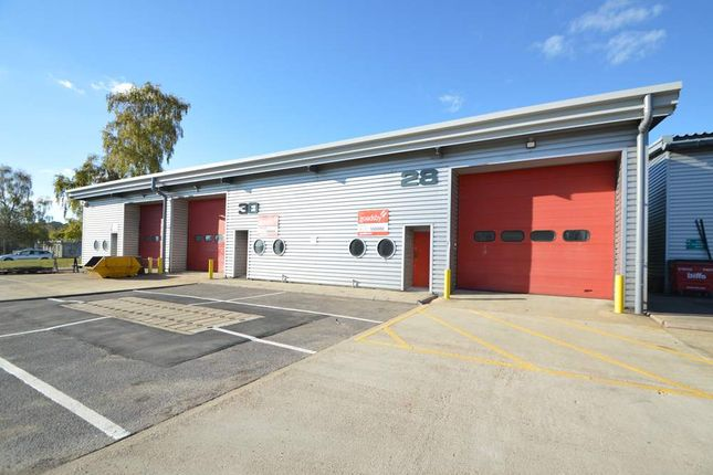 Thumbnail Warehouse to let in Units 28 And 30 Holton Road, Poole
