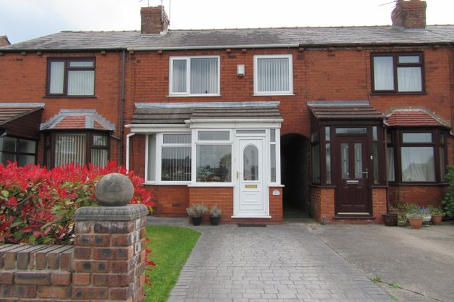 Thumbnail Terraced house for sale in Edward Road, Whiston