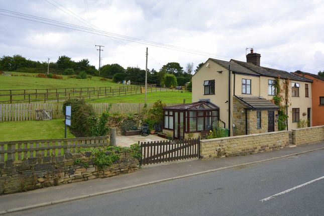 Thumbnail Semi-detached house for sale in Whitley Road, Whitley, Dewsbury