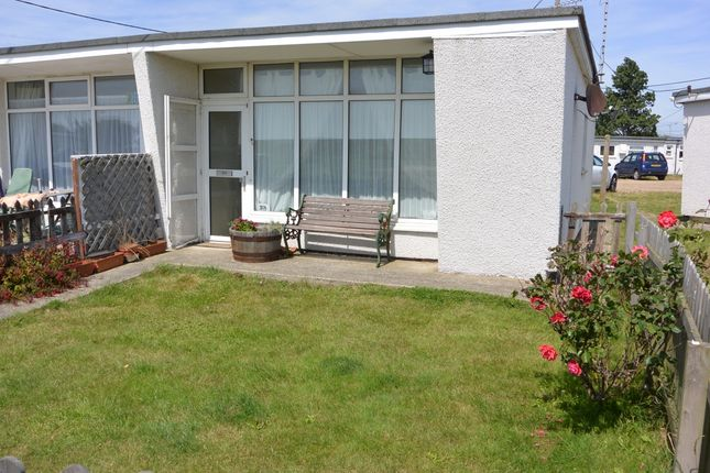 Thumbnail Bungalow for sale in Beach Road, St. Osyth, Clacton-On-Sea