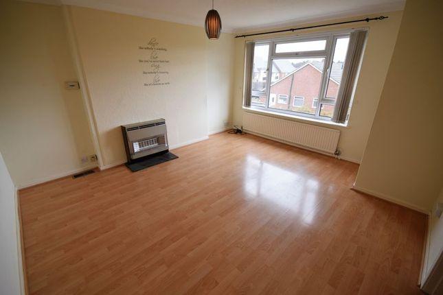 Living Room of Waverley Gardens, Carlisle CA3