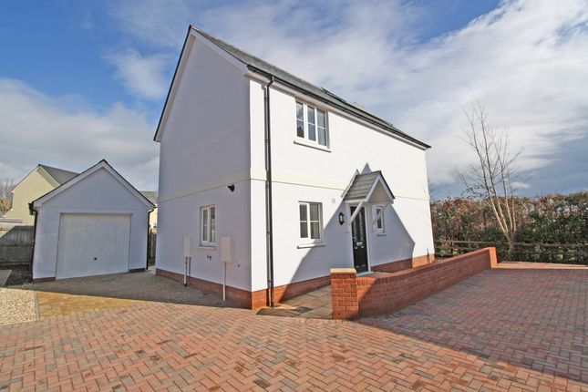 Thumbnail Detached house for sale in Jackson Meadow, Lympstone, Exmouth
