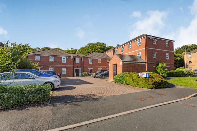 Thumbnail Flat for sale in Caraway Court, Meanwood, Leeds