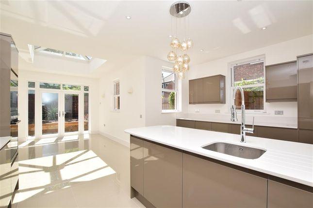 Thumbnail Detached house for sale in Elliott Road, Thornton Heath, Surrey