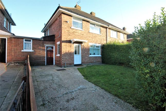 Thumbnail Semi-detached house to rent in Sandringham Road, Cleethorpes