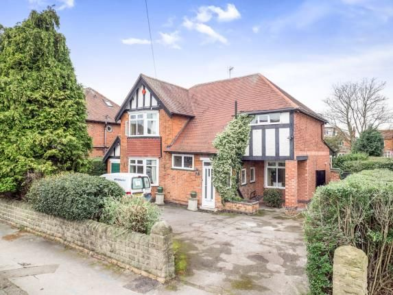 Thumbnail Detached house for sale in Davies Road, West Bridgford, Nottingham