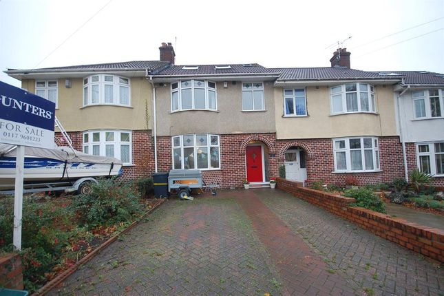Thumbnail Terraced house for sale in Gordon Avenue, Whitehall, Bristol