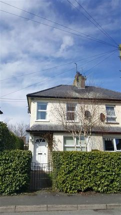 Thumbnail Semi-detached house for sale in The Gardens, Bessbrook