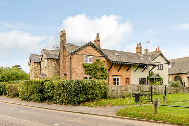 Thumbnail Detached house for sale in North Road, Havering-Atte-Bower, Romford