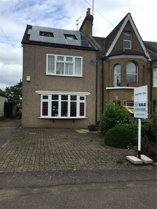Thumbnail Semi-detached house for sale in Gordon Hill, Enfield, Middlesex