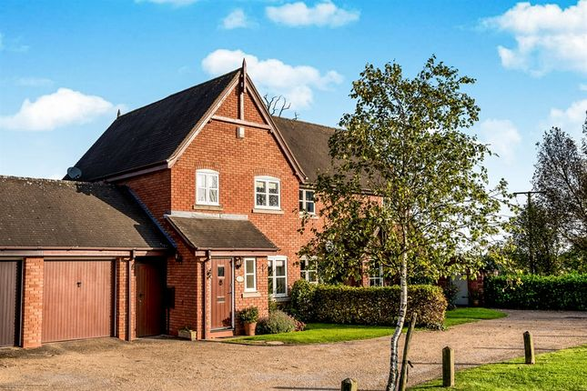 Thumbnail Semi-detached house for sale in Churchside, Harlaston, Tamworth