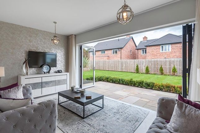 Thumbnail Detached house for sale in Garden House Drive, Acomb, Hexham