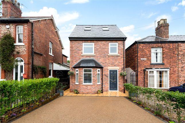 Thumbnail Detached house for sale in Heyes Lane, Alderley Edge, Cheshire