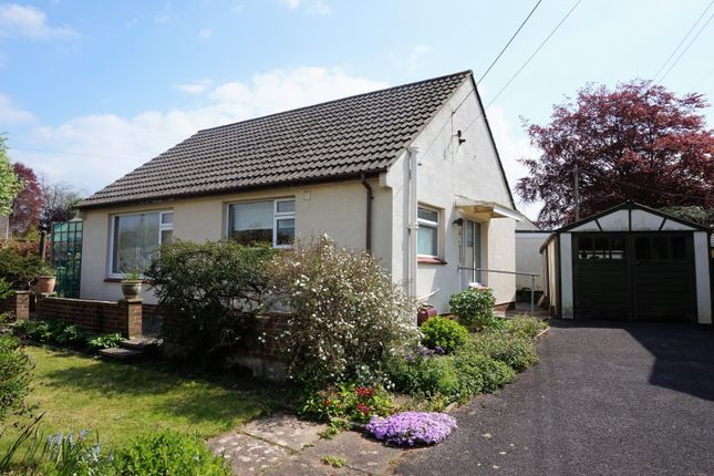 Thumbnail Detached bungalow for sale in St. Johns Crescent, Radstock