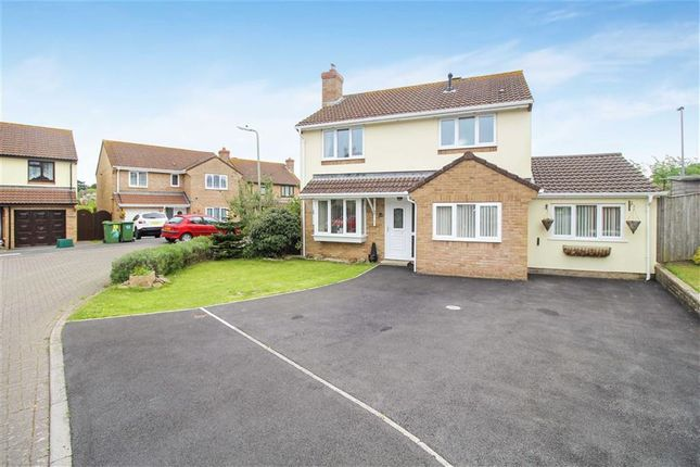 Thumbnail Property for sale in J H Taylor Drive, Northam, Bideford
