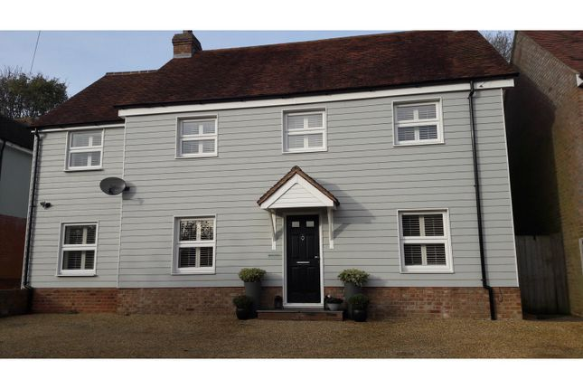 Thumbnail Detached house for sale in Park Street, Thaxted
