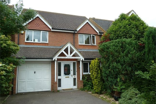 Thumbnail Detached house for sale in Byford Way, Leighton Buzzard, Bedfordshire