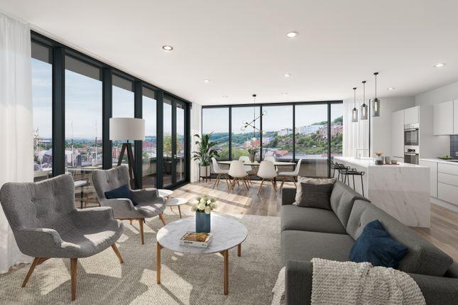 Flat for sale in New Retort House, Brandon Yard, Lime Kiln Road, Bristol