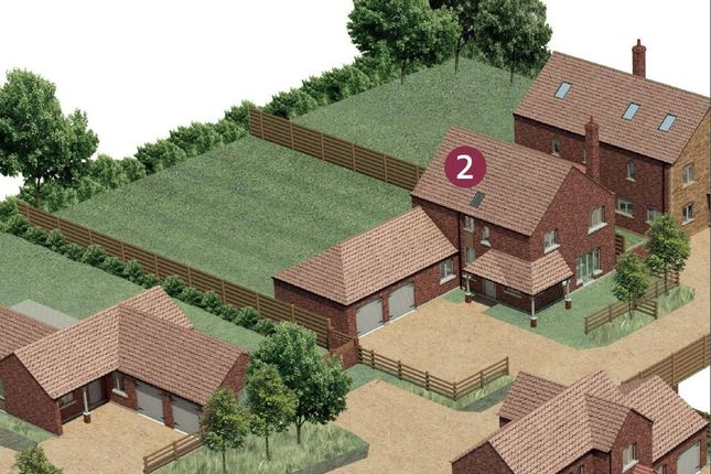 Thumbnail Detached house for sale in Plot 2, Levesley Gardens