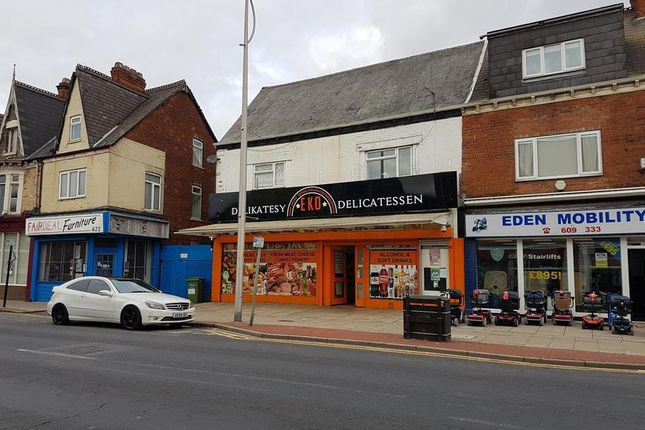 Thumbnail Commercial property for sale in 418-420 Hessle Road, Hull, East Yorkshire