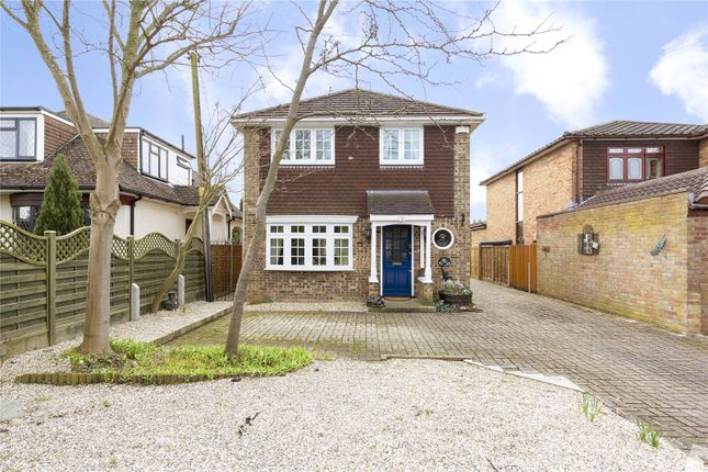 Thumbnail Detached house for sale in Church Road, Bulphan, Upminster, Essex