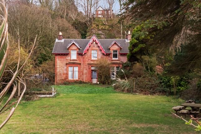 Thumbnail Detached house for sale in Shore Road, Skelmorlie, North Ayrshire