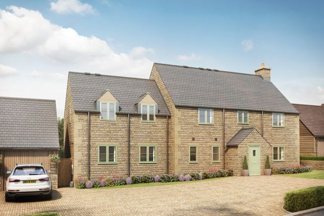 Thumbnail Detached house for sale in 4 The Grange, Longborough, Moreton-In-Marsh, Gloucestershire