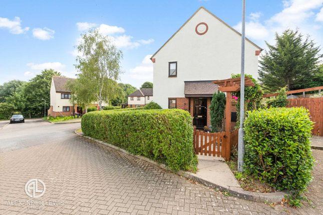 End terrace house for sale in Warren Close, Letchworth Garden City