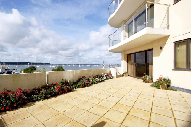 Thumbnail Flat to rent in Salterns Way, Lilliput, Poole
