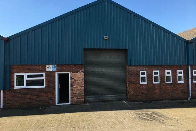 Industrial to let in Lydney Harbour Industrial Estate, Lydney, 4Ej, Lydney