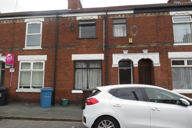 Thumbnail Property to rent in Exmouth Street, Hull