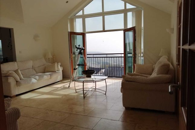 Lounge of Ocean View, Pendine, Carmarthen SA33