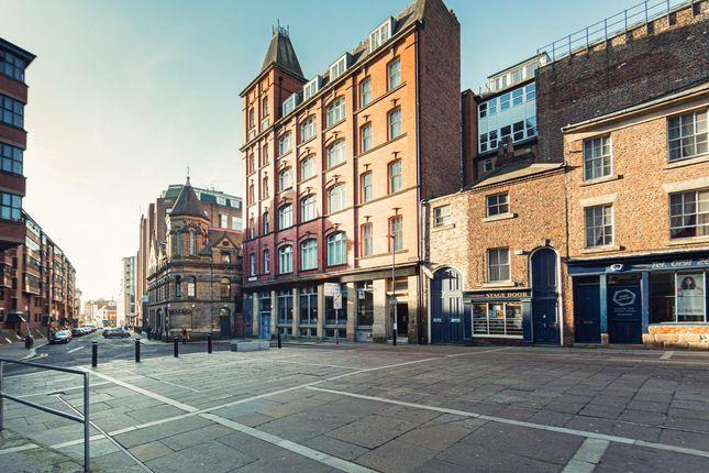 Thumbnail Studio for sale in Waterloo House, Thornton Street, Newcastle Upon Tyne