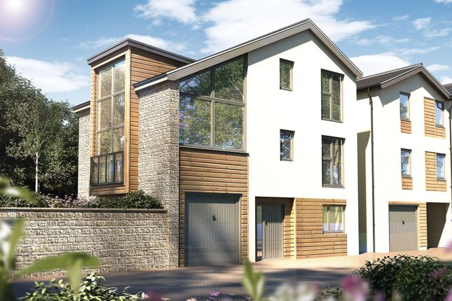 "Thumbnail Detached house for sale in ""The Longcombe"" at St. Peters Quay, Totnes"