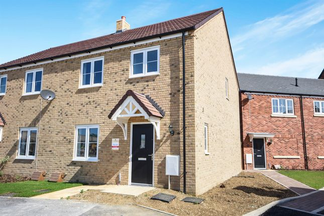 Thumbnail Semi-detached house for sale in Hadham Road, Bishop's Stortford